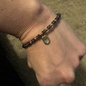 NIB Keep Collective Inspo Bead Wrap Bracelet Love